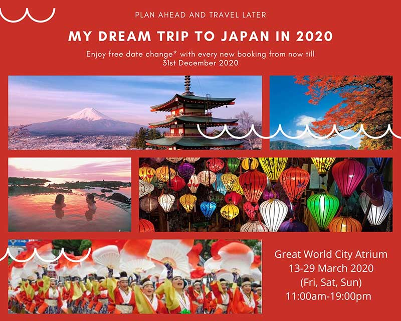 MY DREAM TRIP TO JAPAN IN 2020