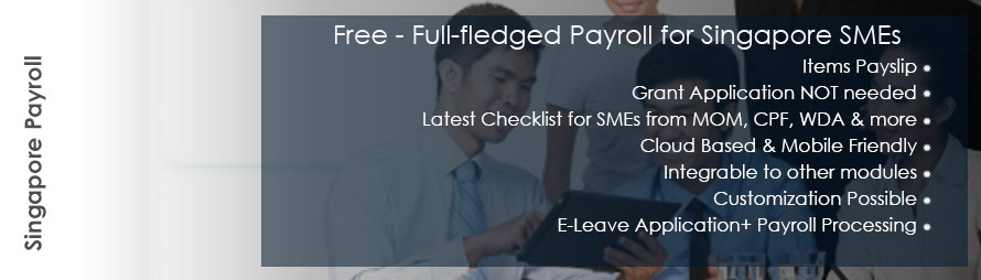 free payroll application